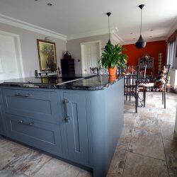 Kitchen in Endon