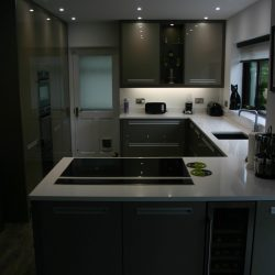 New Kitchen in Audley