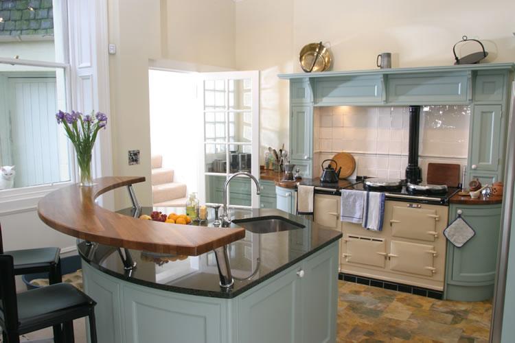 Classic kitchen design english kitchen design hanley for Classic english kitchen designs