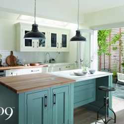 Kitchen Design in Audley
