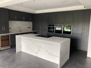 kitchen designer in Leek